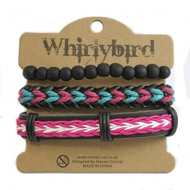 Whirly bird Armband - S65