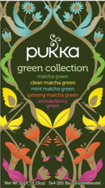 Green Collection - Pukka thee