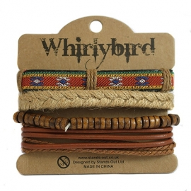 Whirly bird Armband - S51