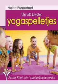 De 50 beste yogaspelletjes - Helen Purperhart