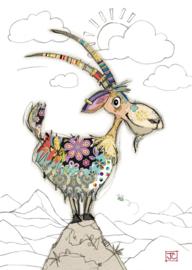 G037 Gordon Goat - BugArt