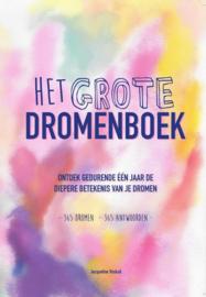 Het Grote Dromenboek -  Jacqueline Voskuil