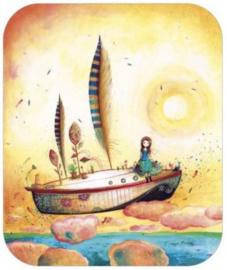 "Jehanne Weyman ""Le bateau plume"" - TV 092"