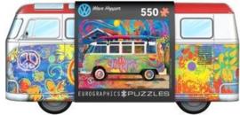 VW Wave Hopper Tin Box - 550 stukjes