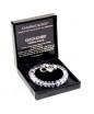 Charmology armband rond - Gezondheid - Bergkristal