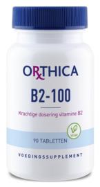 Vitamine B2 100 - 90 tabletten
