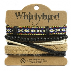 Whirly bird Armband - S61