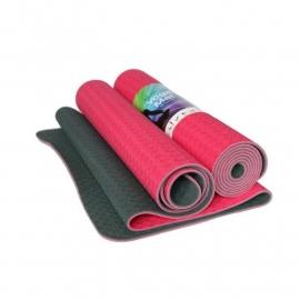 Yoga mat - Yoga Styles TPE Standaard Roze