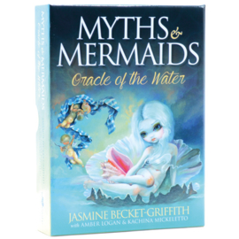 Myths & Mermaids Oracle of the Water - Jasmine Becket-Griffith