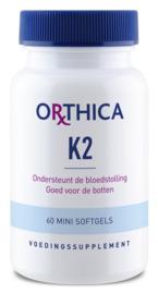 Vitamine K2 45 mcg - 60 capsules