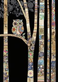 M147 Owl Birch - BugArt