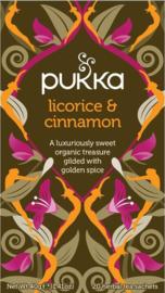 Licorice & Cinnamon - Pukka thee