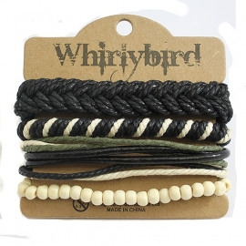 Whirly bird Armband - S112