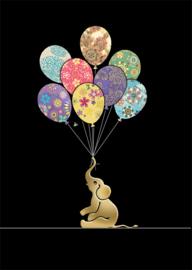 M156 Elephant Balloons - BugArt