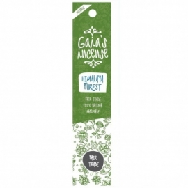 GAIA'S INCENSE FAIR TRADE -  HIMALAYA FOREST