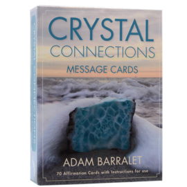 Crystal connections message cards - Adam Barralet