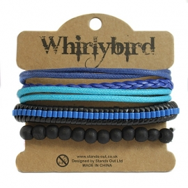 Whirly bird Armband - S70