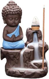 Backflow wierookbrander Thai Buddha