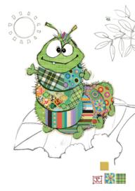 G017 Cedric Caterpillar - BugArt