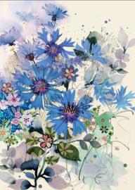 B040 Cornflowers - BugArt