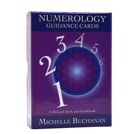 Numerology Guidance Oracle Cards - Michelle Buchanan