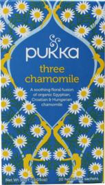 Three chamomile - Pukka thee