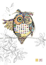 G004 Ollie Owl - BugArt