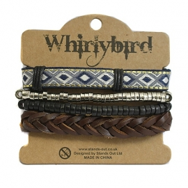 Whirly bird Armband - S71