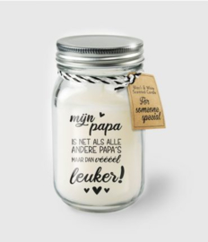 Scented Candles 01- Papa