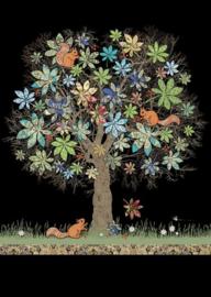 M131 Squirrel Tree - BugArt