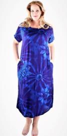 Helena Dark Purple Blue