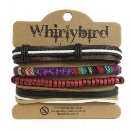 Whirly bird Armband - S90
