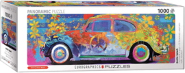 Beetle Splash VW - 1000 stukjes