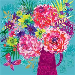 M1853 - Flowers in Vase