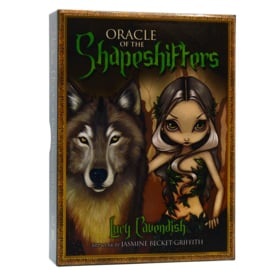 Oracle of the Shapeshifters - Lucy Cavendish