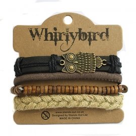 Whirly bird Armband - S103