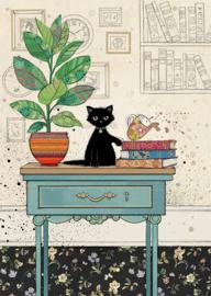 H033 Table Kitty - BugArt