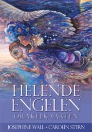 Josephine Wall - Helende Engelen Orakelkaarten
