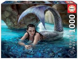 Hidden Depths, Anne Stokes - 1000 - puzzel