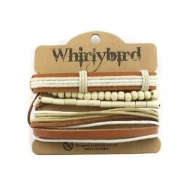 Whirly Bird Armband - S35