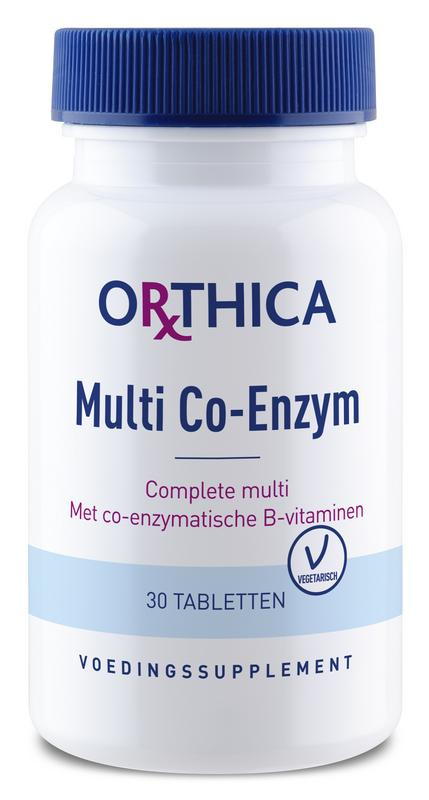 Multi co enzyma - 30 tabletten