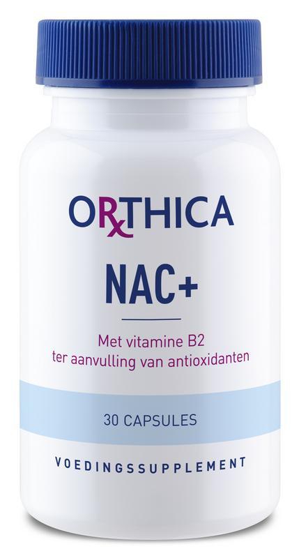 NAC+ - 30 capsules