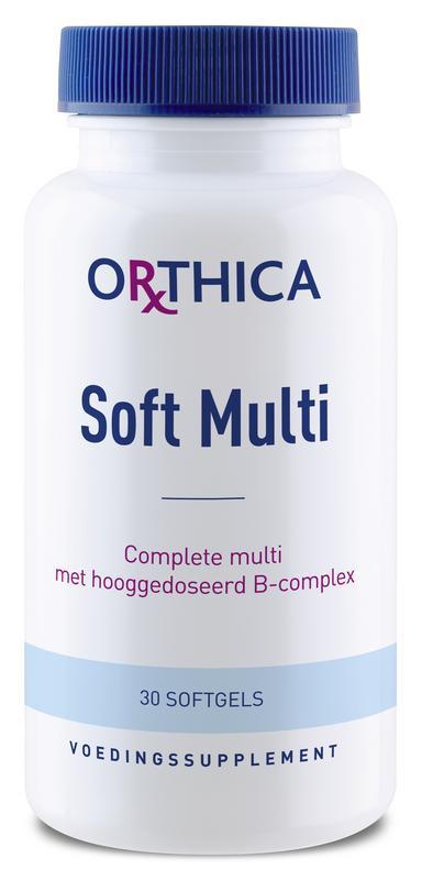 Soft multi - 30 softgels