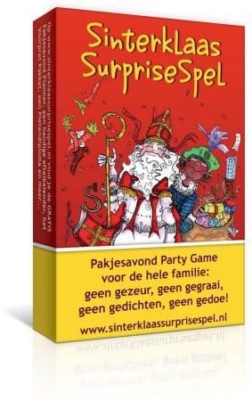 Sinterklaas Surprise Spel