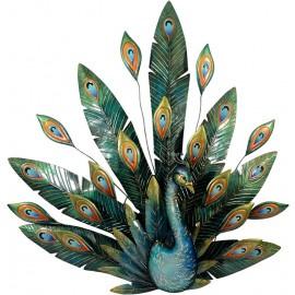 Pauw - wand decoratie