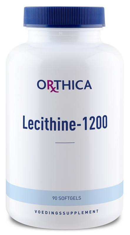 Lecithine 1200 mg- 90 softgels