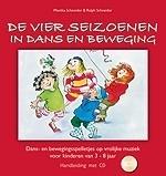 Boek + CD - De vier Seizoenen in Dans & Beweging