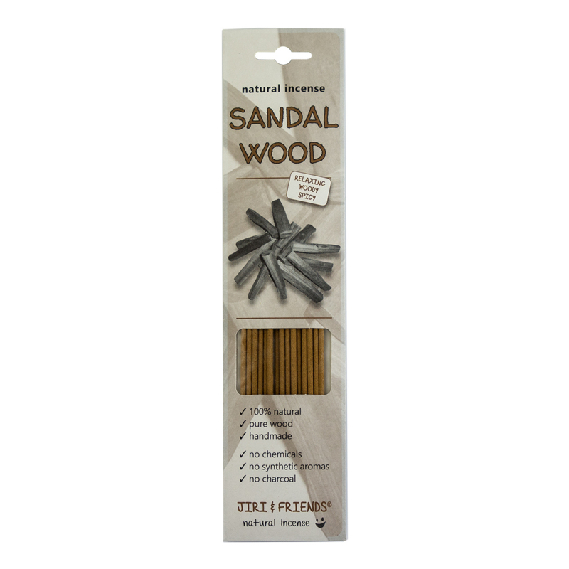 Sandelhout wierook - Sandelwood