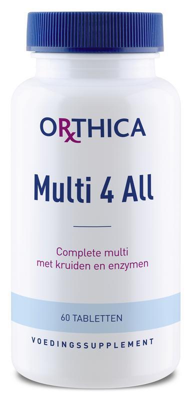 Multi 4 all - 60 tabletten