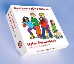 Heleen Purperhart - Kindercoaching Kaarten